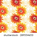 design pattern.background with... | Shutterstock .eps vector #289554653