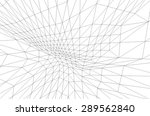 abstract geometric background | Shutterstock .eps vector #289562840