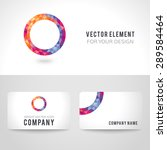 Business Card Template Set....