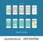 flat vector collection of...