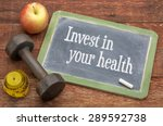 invest in your health    slate