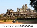 Angkor Wat  Part Of Khmer...