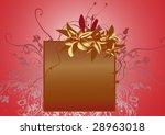 vector illustration of elegant... | Shutterstock .eps vector #28963018