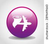 insurance icon design  vector... | Shutterstock .eps vector #289649660