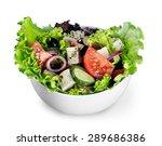 salad  organic  light.   Shutterstock . vector #289686386