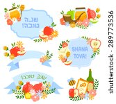 collection of labels and... | Shutterstock .eps vector #289773536