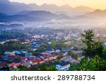 viewpoint and landscape in... | Shutterstock . vector #289788734