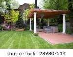 Picture Of Beauty Garden With...