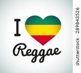 I Love Reggae Heart...