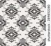 vector grunge monochrome...   Shutterstock .eps vector #289852280