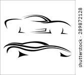 car symbol   Shutterstock .eps vector #289872128