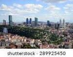 levent businness disctrict | Shutterstock . vector #289925450