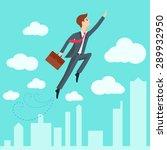 start up business. llustration...   Shutterstock .eps vector #289932950