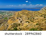 greece. aerial view of... | Shutterstock . vector #289962860