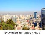 santiago de chile  panoramic... | Shutterstock . vector #289977578