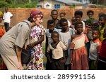 lukonga  democratic republic of ... | Shutterstock . vector #289991156