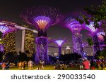 Supertree Grove  Gardens By Th...