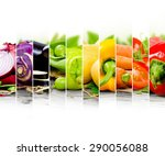 Photo Of Colorful Vegetable Mi...