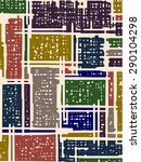 abstract grunge vector... | Shutterstock .eps vector #290104298