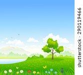 vector illustration of a... | Shutterstock .eps vector #290119466