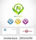 vector company logo icon...