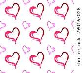 vector seamless pattern texture ... | Shutterstock .eps vector #290167028