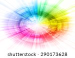 spectrums abstract background | Shutterstock . vector #290173628