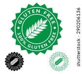 gluten free seal icon