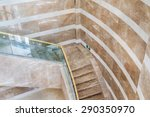 stairs in hotel | Shutterstock . vector #290350970