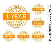 1  2  3  5  10 years and... | Shutterstock .eps vector #290359670