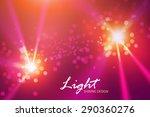 Party Beams. Spotlight Design....
