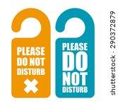 Please Do Not Disturb Hotel...