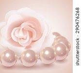beautiful realistic... | Shutterstock . vector #290476268