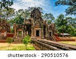 Ancient Architecture In Angkor  ...