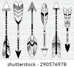 vector collection of stylized...   Shutterstock .eps vector #290576978