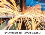 industrial  automotive spot... | Shutterstock . vector #290583350