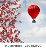 new strategy and independent... | Shutterstock . vector #290583920