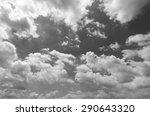 White Black Sky  Cloudy