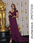Small photo of LOS ANGELES, CA - FEBRUARY 27, 2011: Natalie Portman at the 83rd Academy Awards at the Kodak Theatre, Hollywood.