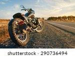 Freedom.motorbike Under Sky
