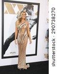 los angeles   jun 25   samantha ... | Shutterstock . vector #290738270
