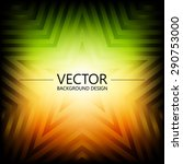 abstract colorful explosion... | Shutterstock .eps vector #290753000