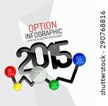 colorful fresh sticker... | Shutterstock .eps vector #290768816