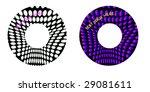 cd design   Shutterstock .eps vector #29081611
