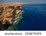 red sea coastline in the... | Shutterstock . vector #290879399