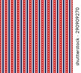 patriotic background pattern... | Shutterstock .eps vector #290909270