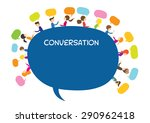 language and conversation...