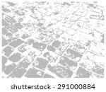 masonry paving grunge... | Shutterstock .eps vector #291000884