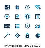 system settings interface   ... | Shutterstock .eps vector #291014138