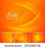 swirl abstract background | Shutterstock .eps vector #291048758